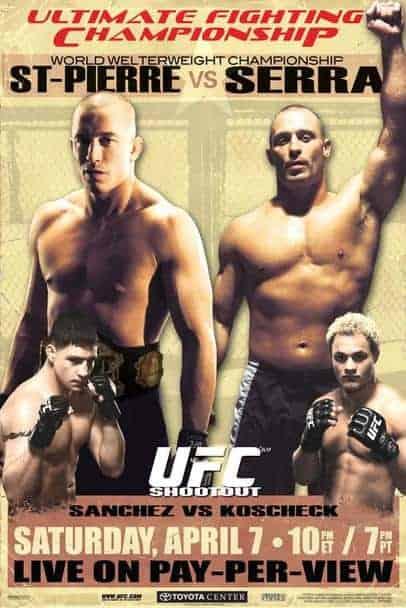 UFC 69: Shootout 1