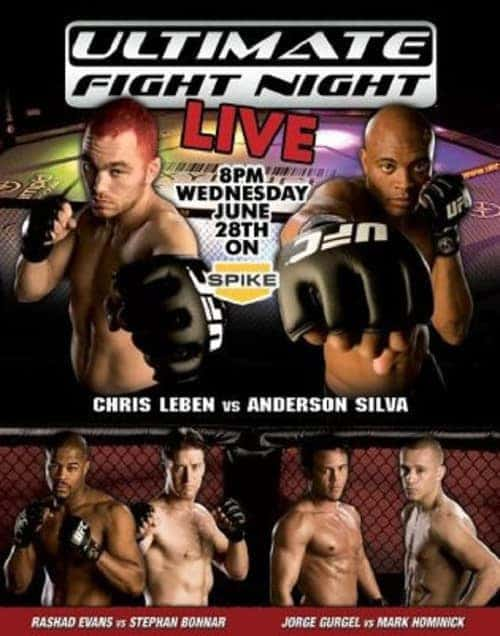 UFC Ultimate Fight Night 5 1