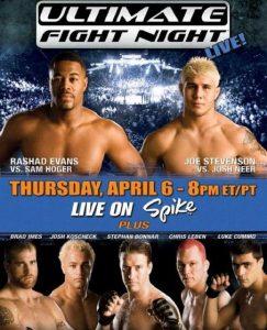 UFC Ultimate Fight Night 4 2
