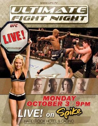 UFC Ultimate Fight Night 2 1