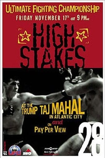 UFC 28: High Stakes 1