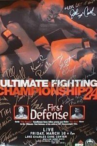 UFC 24: First Defense 2