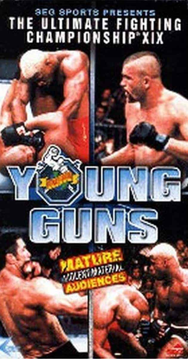 UFC 19: Ultimate Young Guns 1