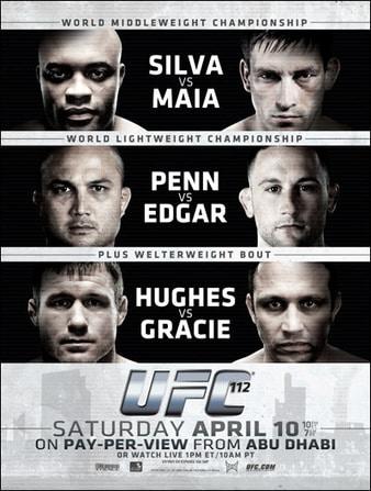 UFC 112: Invincible 1