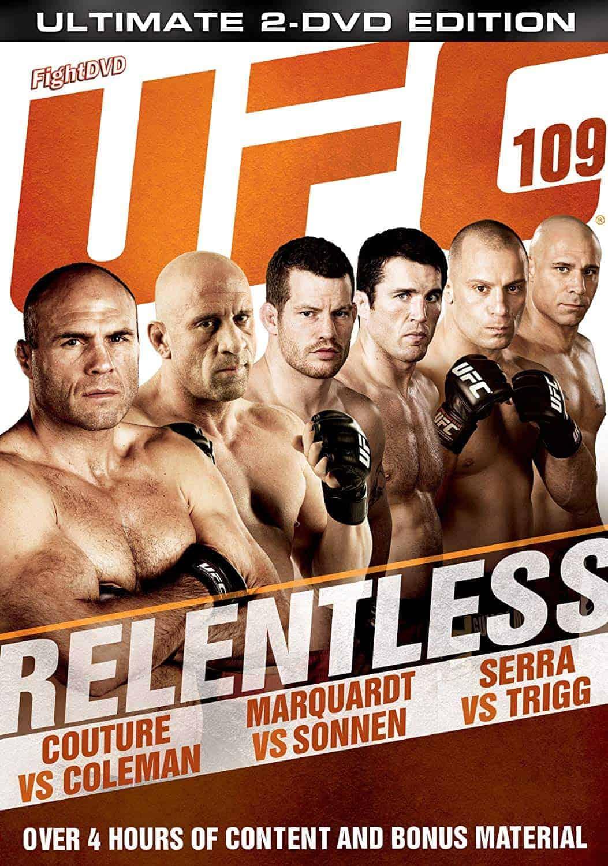 UFC 109: Relentless 1