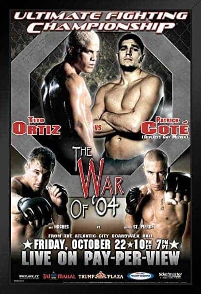 UFC 50: The War of '04 1