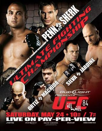 UFC 84: Ill Will 1
