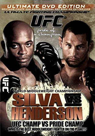 UFC 82: Pride of a Champion 1