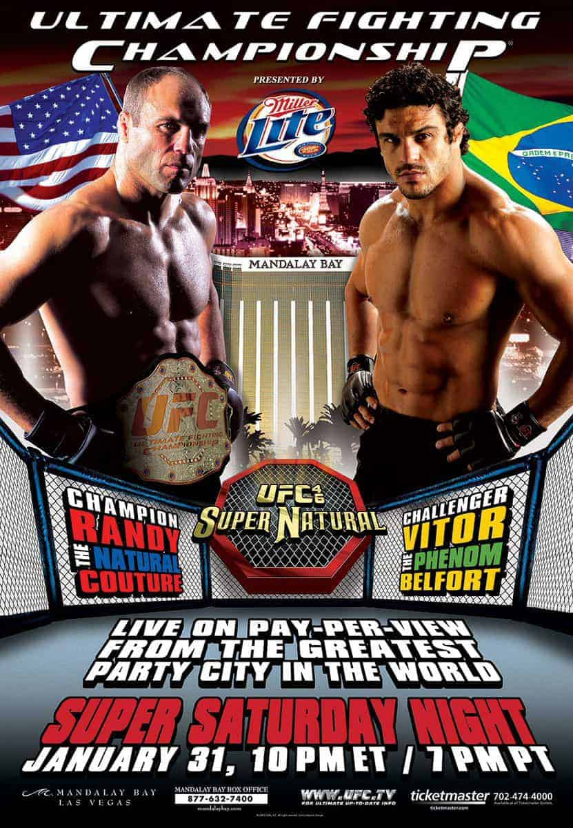 UFC 46: Supernatural 1