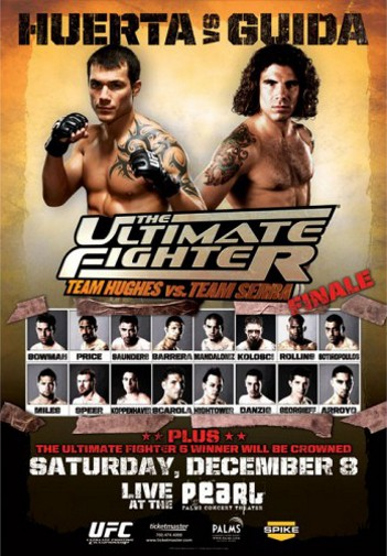 UFC 101: The Ultimate Fighter 6 Finale 1