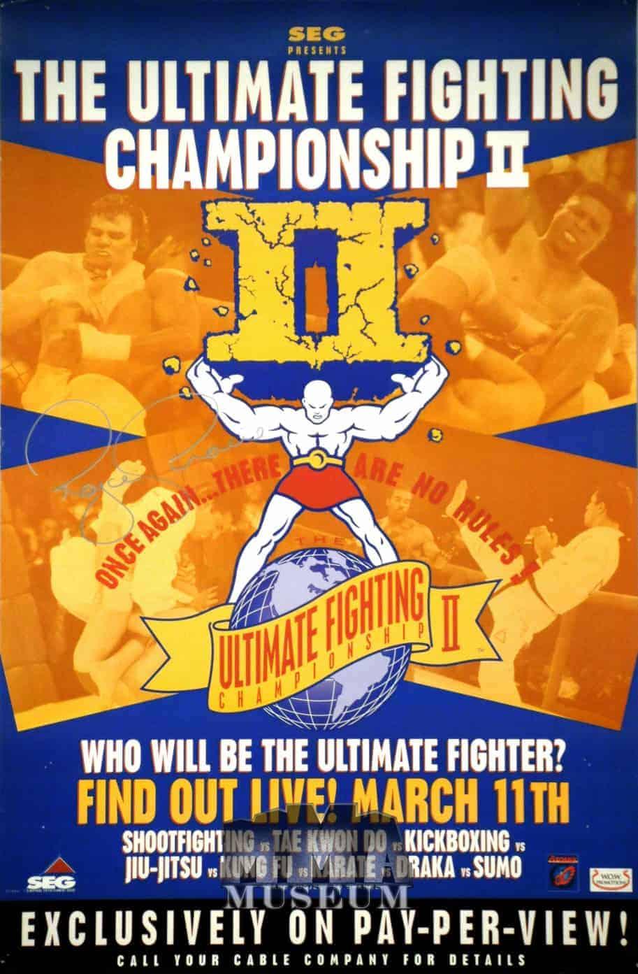 UFC 2: No Way Out 1