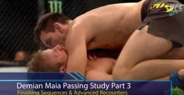 Demian Maia: uno studio sulla sua tecnica nelle MMA (video a cura di BJJ Scout) 3