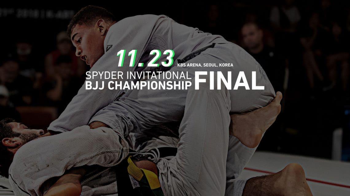 Spyder Invitational Final 1