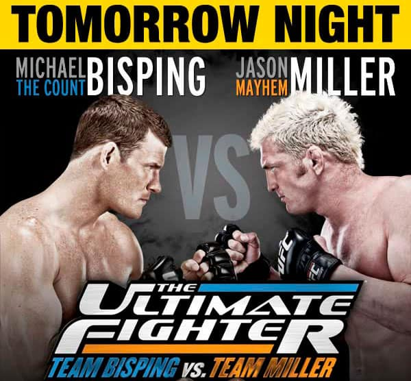 The Ultimate Fighter: Team Bisping vs. Team Miller Finale 1