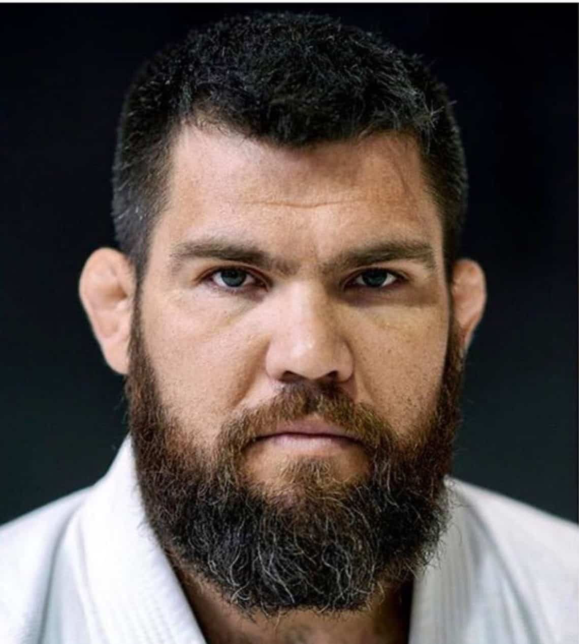 Robert Drysdale chiude la sua carriera di lottatore 1