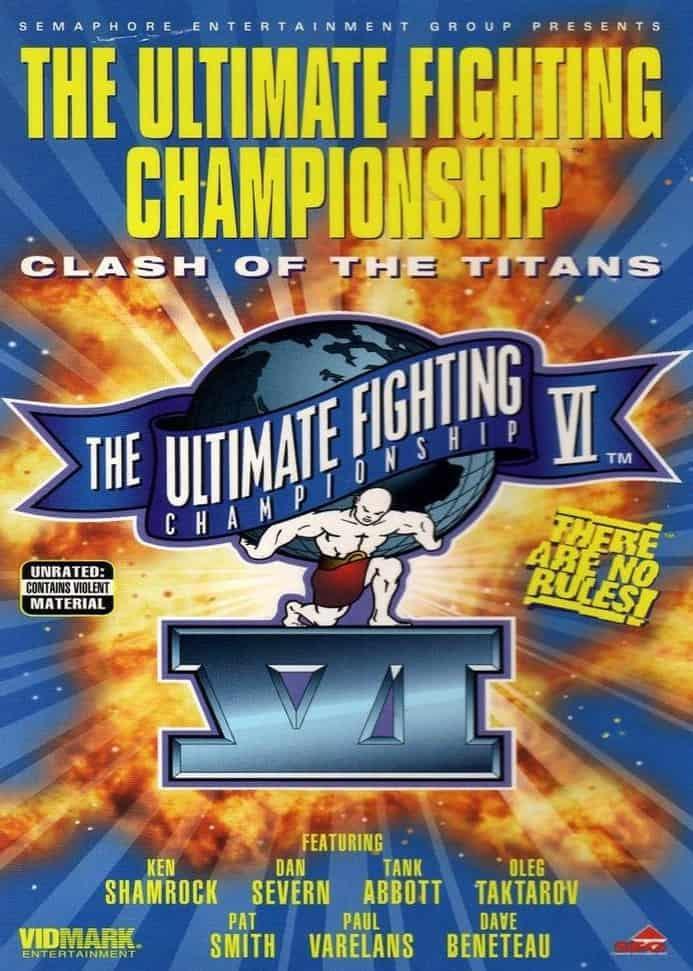 UFC 6: Clash of the Titans 1