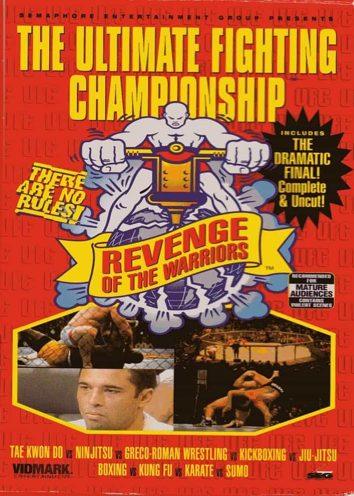 UFC 4: Revenge of the Warriors 1