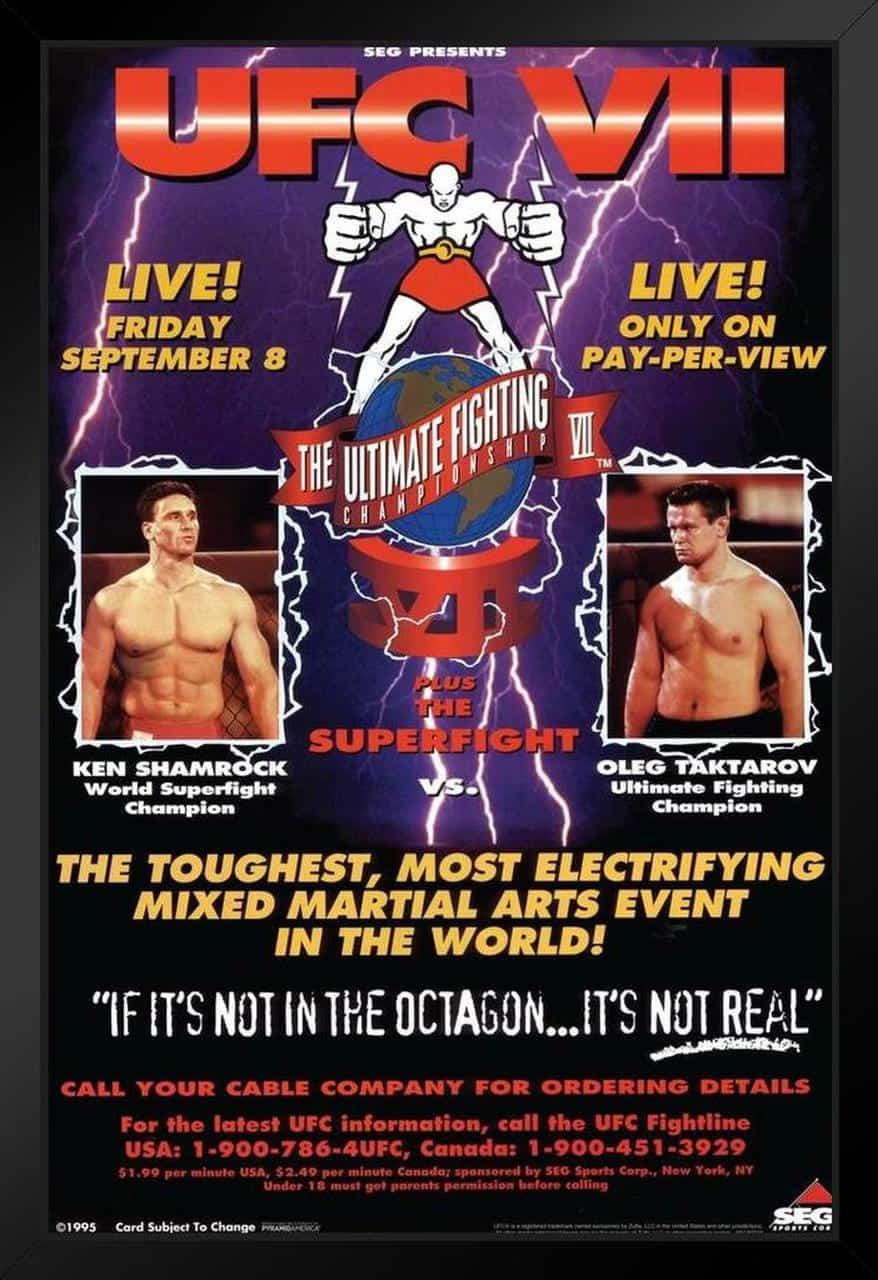 UFC 7: The Brawl in Buffalo 1