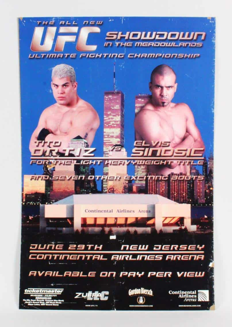 UFC 32: Showdown in the Meadowlands 1