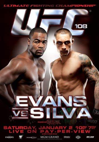 UFC 108: Evans vs. Silva 1