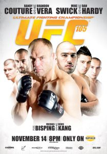 UFC 105: Couture vs. Vera 2