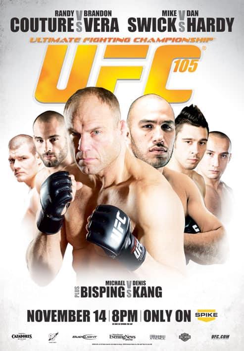 UFC 105: Couture vs. Vera 1