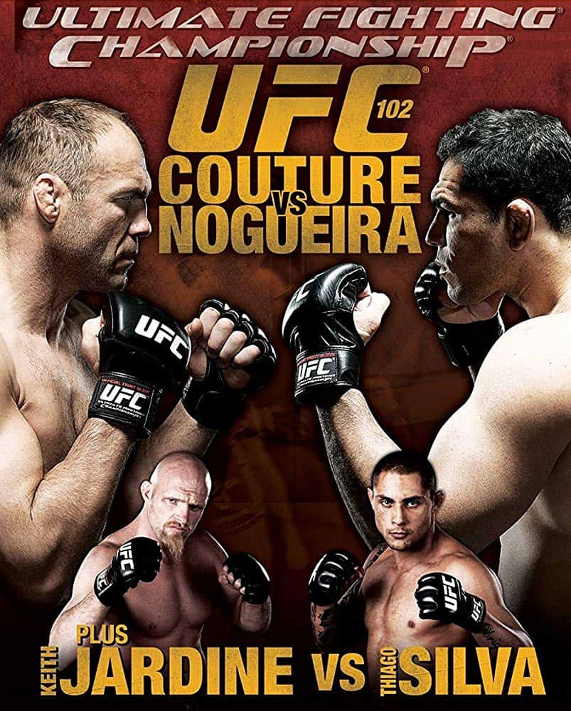 UFC 102: Couture vs. Nogueira 1