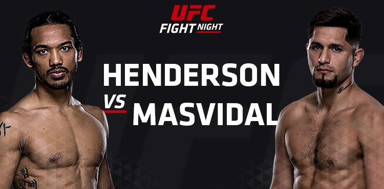 UFC Fight Night: Henderson vs. Masvidal 1