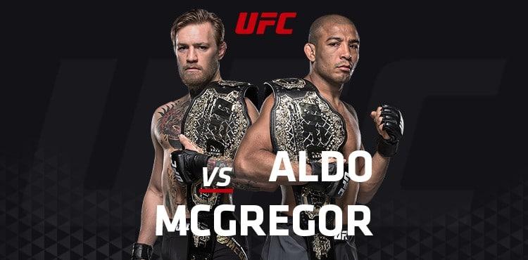 UFC 194: Aldo vs. McGregor 1