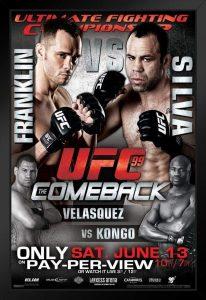 UFC 99: The Comeback 2