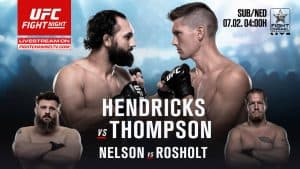 UFC Fight Night: Hendricks vs. Thompson 2