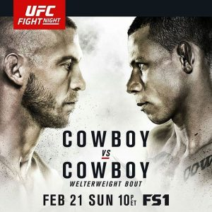 UFC Fight Night: Cowboy vs. Cowboy 2