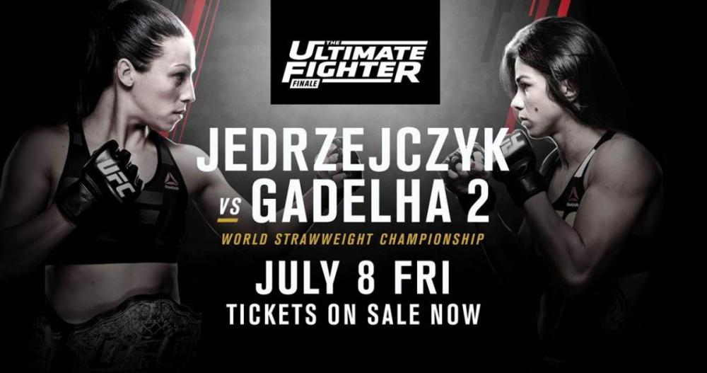 The Ultimate Fighter: Team Joanna vs. Team Cláudia Finale 1