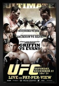 UFC 92: The Ultimate 2008 2