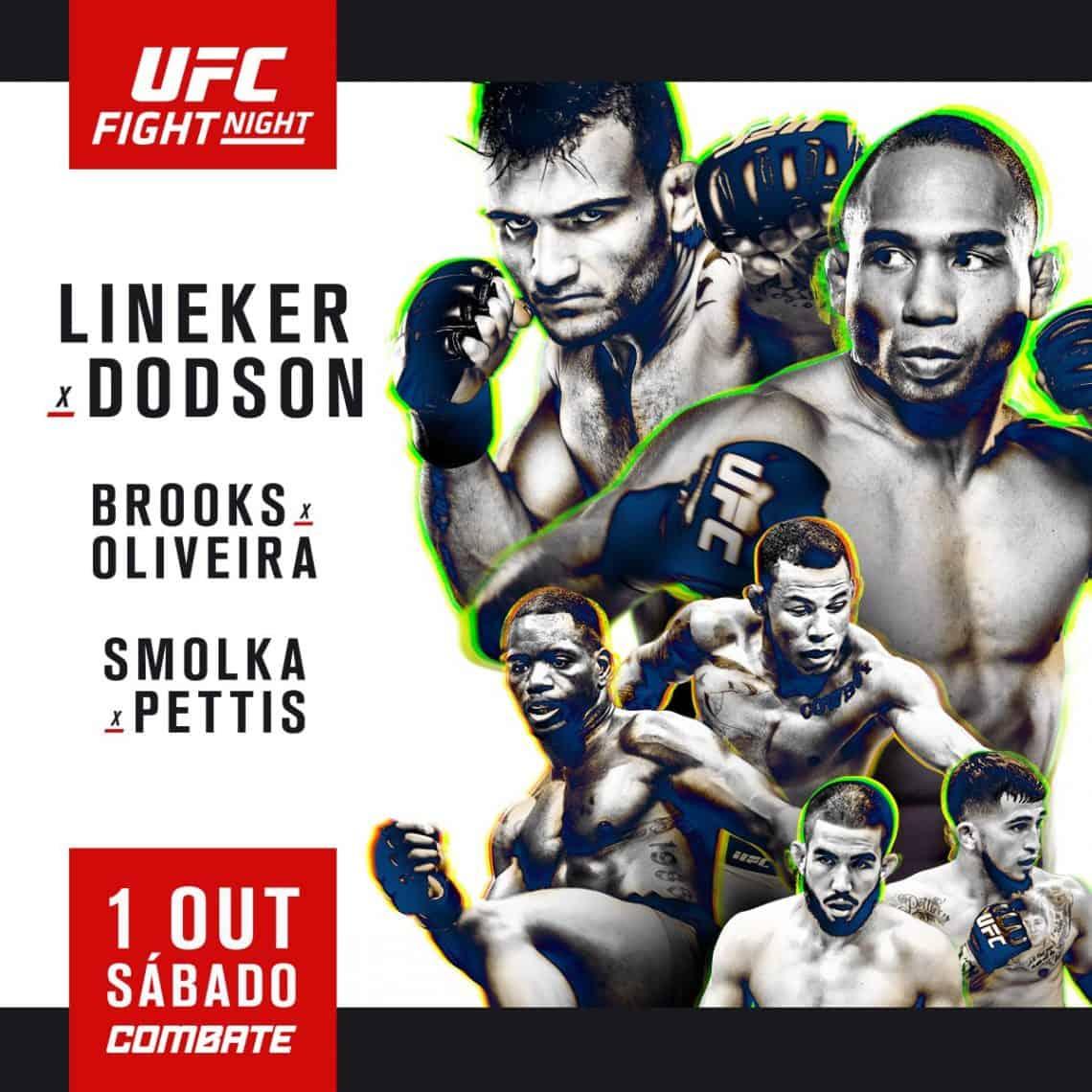 UFC Fight Night: Lineker vs. Dodson 1