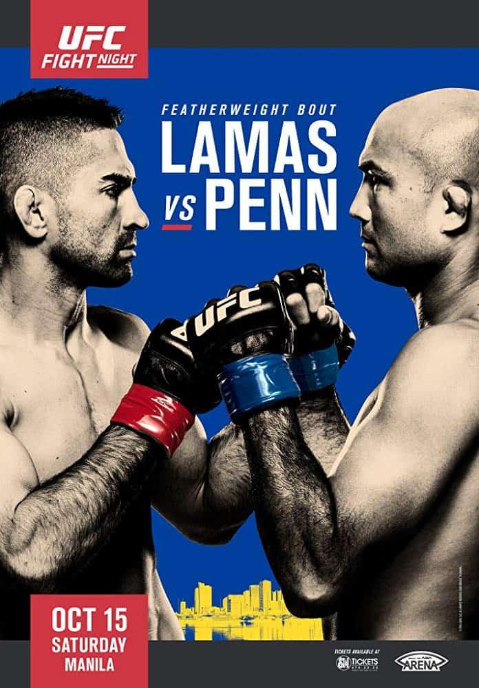 UFC Fight Night: Lamas vs. Penn 1