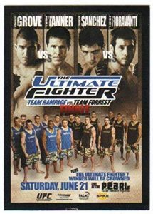 The Ultimate Fighter: Team Rampage vs. Team Forrest Finale 2