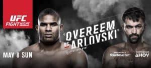 UFC Fight Night: Overeem vs. Arlovski 2