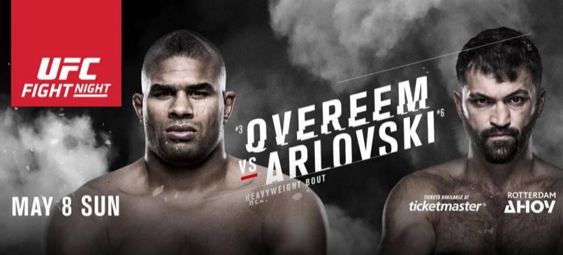 UFC Fight Night: Overeem vs. Arlovski 1