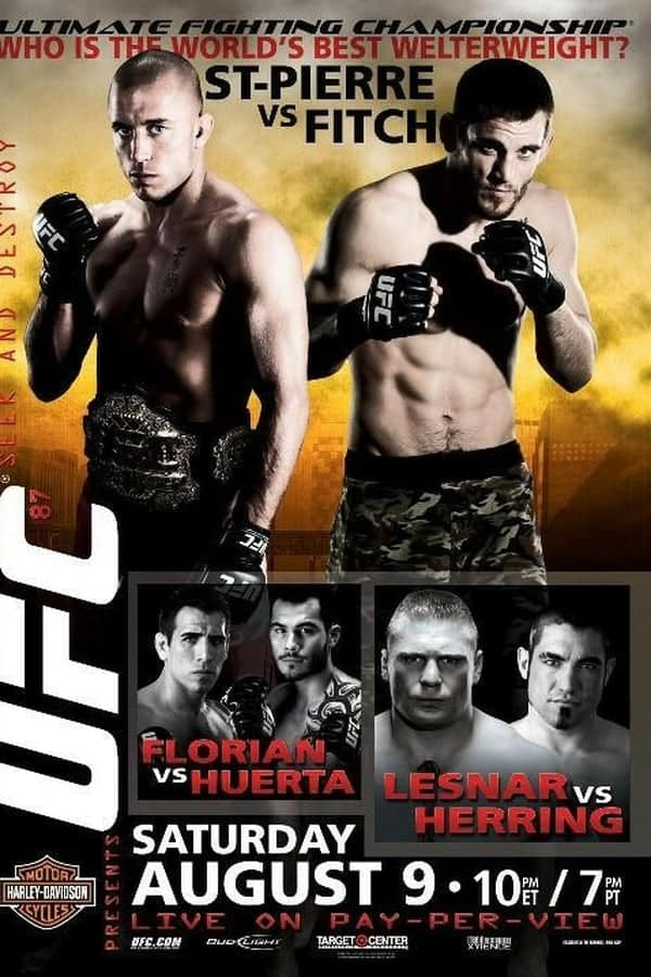 UFC 87: Seek and Destroy 1