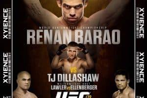 UFC 173: Barão vs. Dillashaw 2