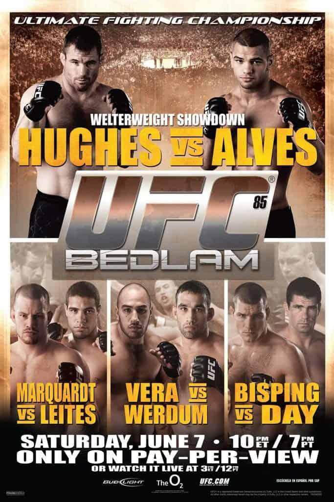 UFC 85: Bedlam 1