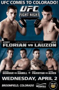 UFC Fight Night: Florian vs. Lauzon 2