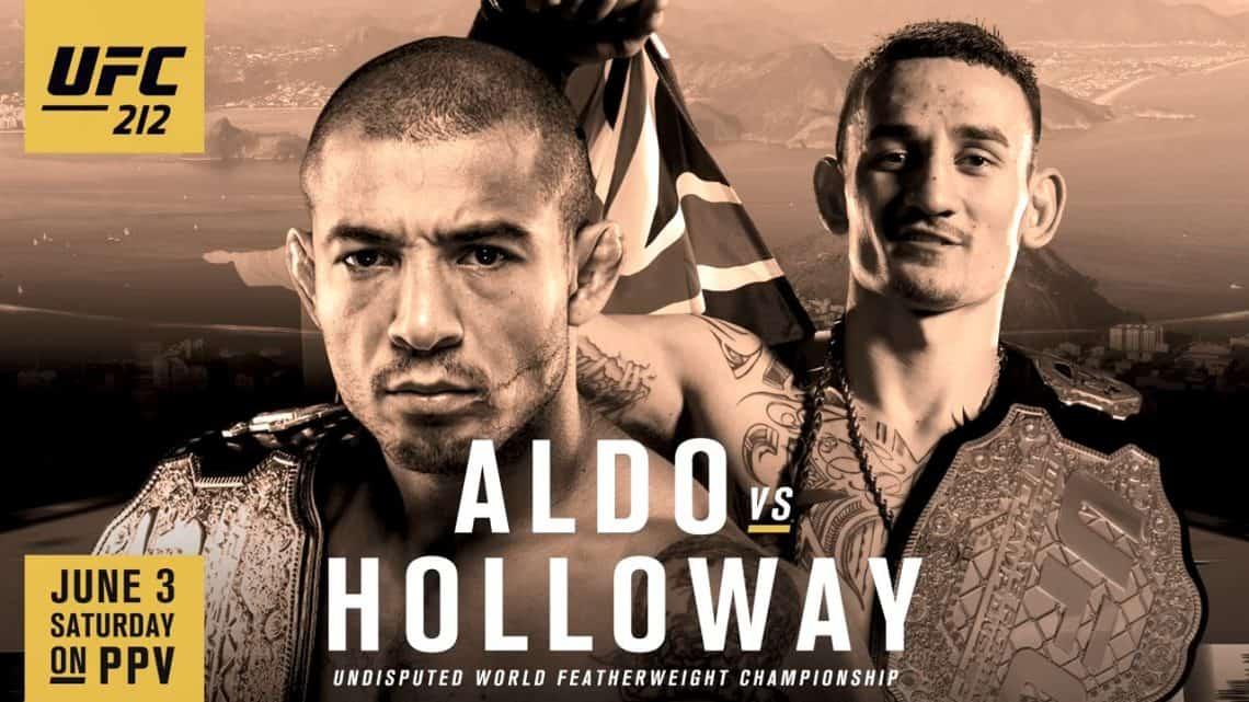 UFC 212: Aldo vs. Holloway 1