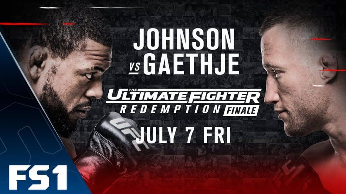 The Ultimate Fighter: Redemption Finale 1