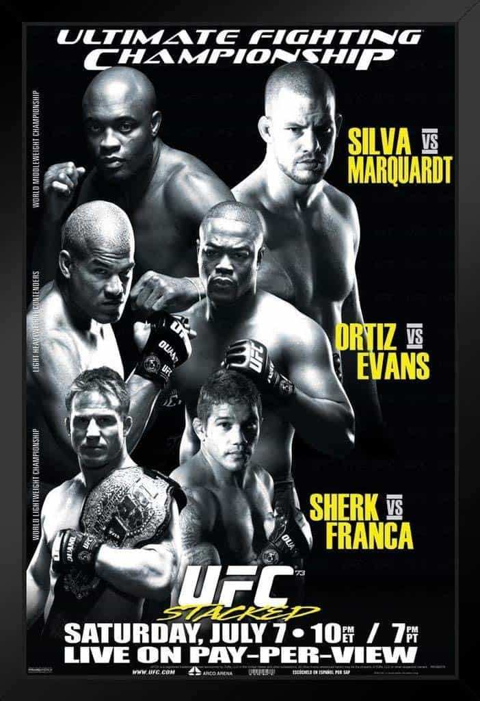 UFC 73: Stacked 1