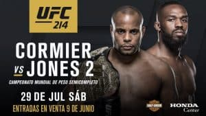 UFC 214: Cormier vs. Jones 2 2