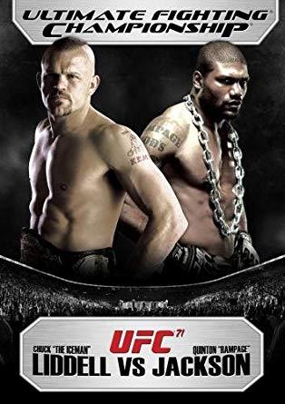 UFC 71: Liddell vs. Jackson 1