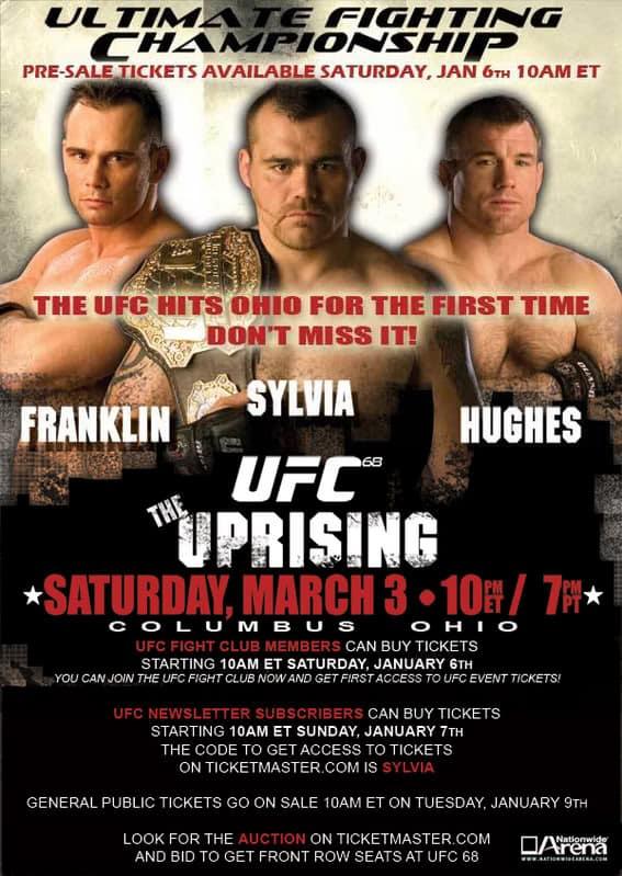 UFC 68: The Uprising 1
