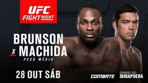 UFC Fight Night: Brunson vs. Machida 2